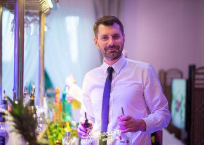 Barman w pracy - EliteGastro - Radosław Kosmowski (1)